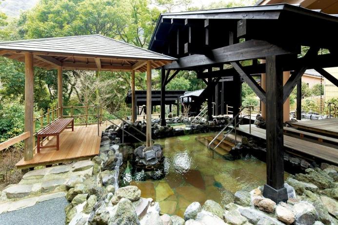 箱根の自然と温泉でゆっくりとリラックス。